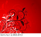 Растительный узор; иллюстратор Алексей Тельнов; иллюстрация 2003813.