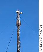 Вышка сотовой и телевизионной связи