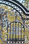Царское Село.Ограда Екатерининского дворца. Фрагмент, фото № 3546965, снято 25 мая 2012 г. (c) Александр Алексеев / Фотобанк Лори
