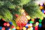 Christmas decoration on the fir tree, фото № 6804177, снято 22 сентября 2009 г. (c) Elnur / Фотобанк Лори
