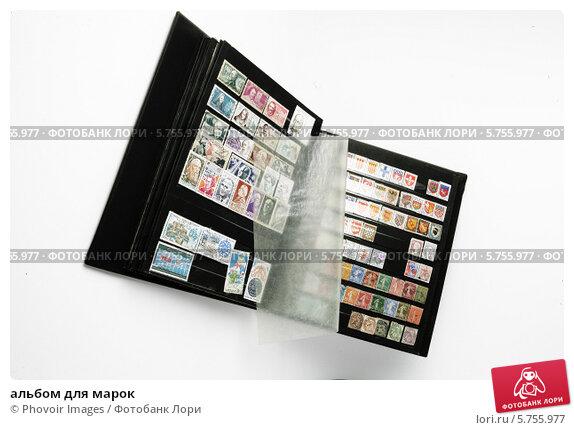 Альбом для марок видео
