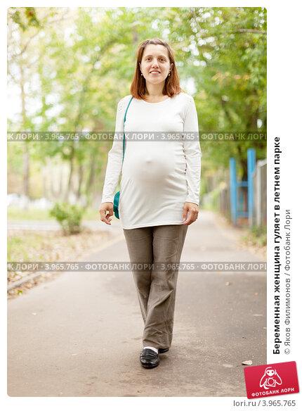 В чем ходить летом беременной