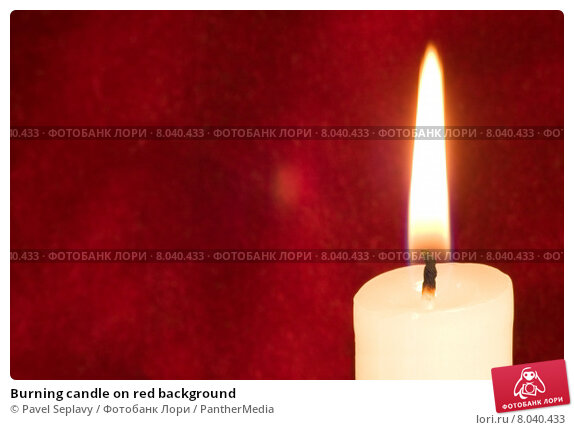 do white candles burn faster than colored candles research