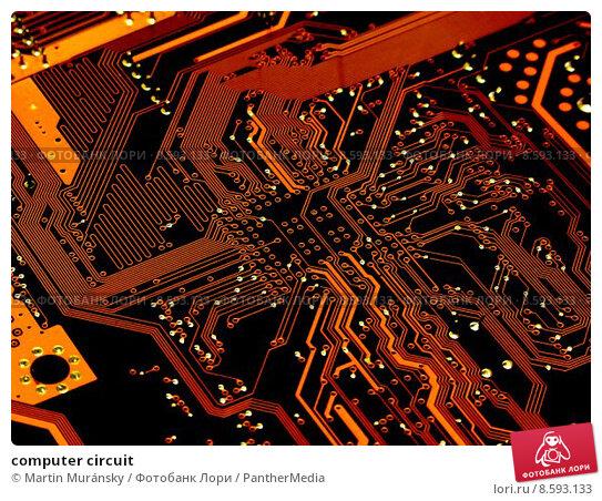 Фото компьютерных схем