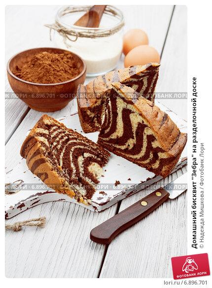 Пирог с какао-порошком с