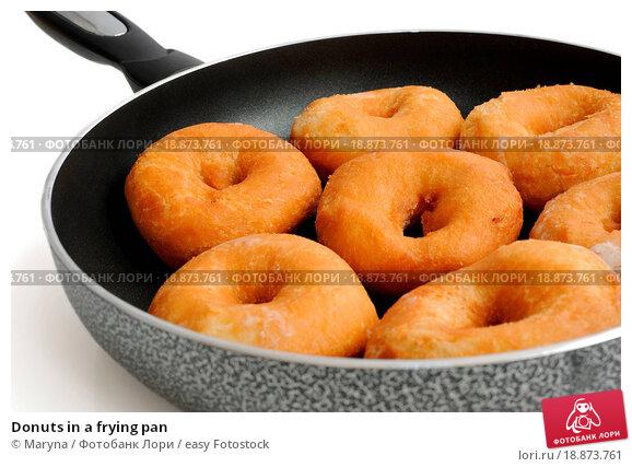 Рецепт пончиков в домашних условиях на сковороде
