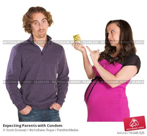 Condoms were parents