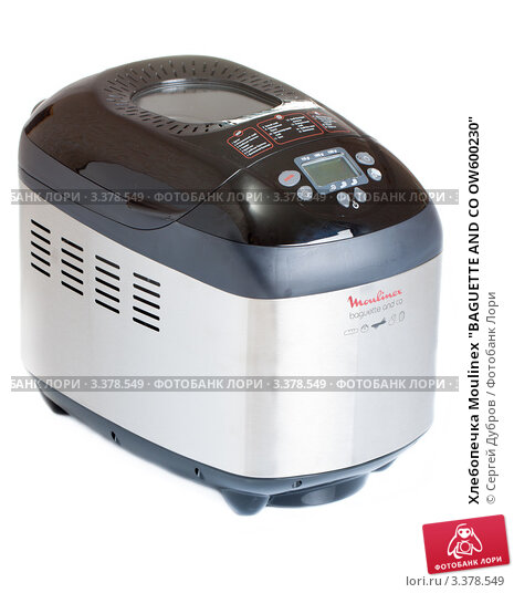 Moulinex ow600230 baguette and co