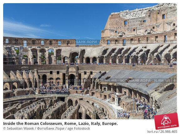 Colosseum Facts  Softschoolscom