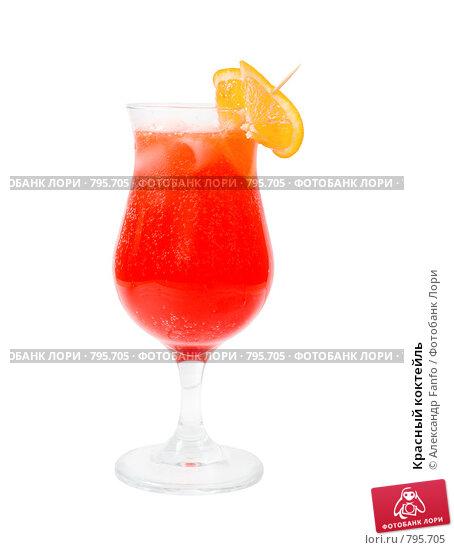 Красный коктейль, фото 795705.