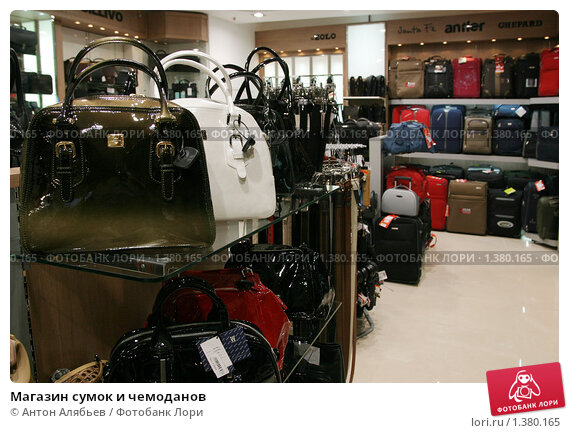 Магазин сумок и чемоданов, фото 1380165, снято 23 октября 2008 г. (c...