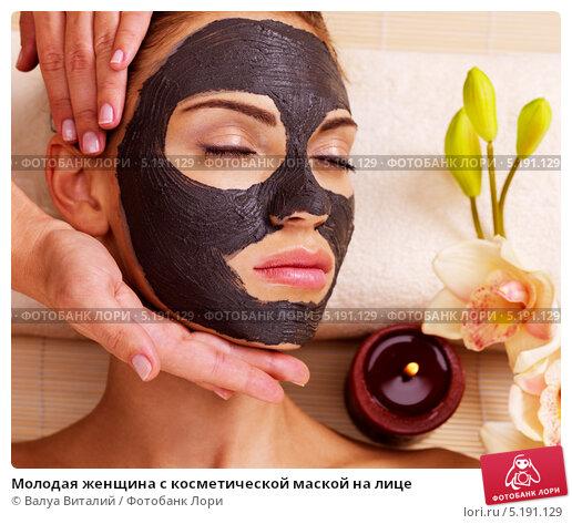 Как сделать маску из чёрной глины
