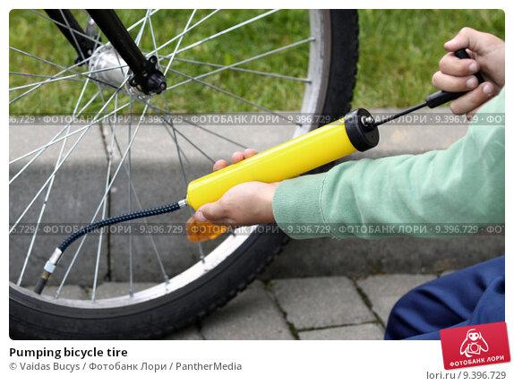 Насос своими руками для велосипеда