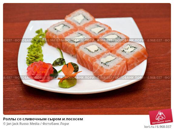 роллы с горбушей рецепт с фото