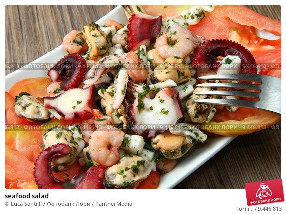 Морепродукты рецепты в домашних условиях