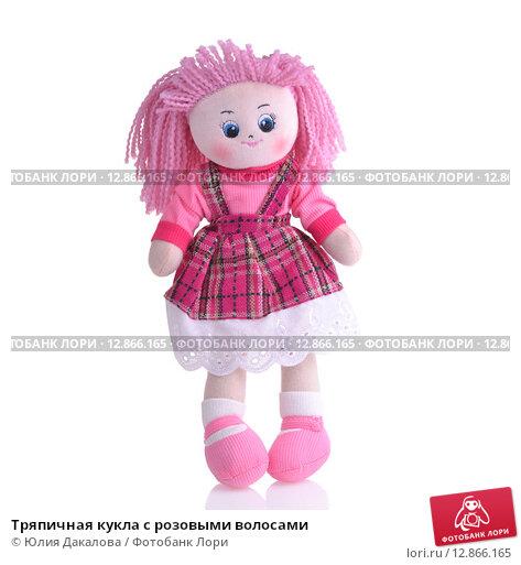 Тряпичная кукла поэтапно