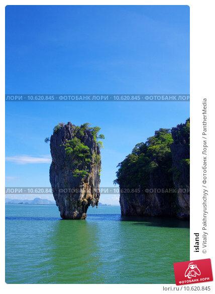 island . Стоковое фото, фотограф Vitaliy Pakhnyushchyy / PantherMedia / Фотобанк Лори