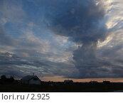Купить «Небо над тундрой», фото № 2925, снято 14 августа 2005 г. (c) Николай Гернет / Фотобанк Лори