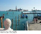 Купить «Италия, Венеция », фото № 6525, снято 20 сентября 2004 г. (c) Угоренков Александр / Фотобанк Лори