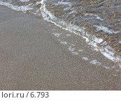 Купить «Морской прибой», фото № 6793, снято 8 июля 2006 г. (c) Маргарита Лир / Фотобанк Лори