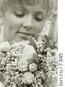 Купить «Красивая невеста», фото № 7845, снято 21 августа 2019 г. (c) Коваль Василий / Фотобанк Лори