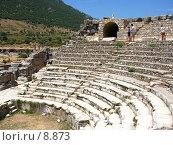 Купить «Одеон. Эфес, Турция», фото № 8873, снято 9 июля 2006 г. (c) Маргарита Лир / Фотобанк Лори