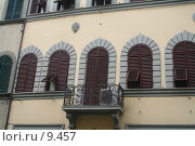 Купить «Окно в старом доме », фото № 9457, снято 15 августа 2006 г. (c) Тузов Александр / Фотобанк Лори
