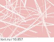 Купить «Бумажные обрезки на розовом, фон», фото № 10857, снято 18 августа 2006 г. (c) Ольга Красавина / Фотобанк Лори