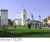 Купить «Москва Коломенское», фото № 12273, снято 23 сентября 2006 г. (c) Roki / Фотобанк Лори