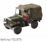 Купить «Ретроавтомобиль Джип 1950», фото № 12573, снято 6 марта 2006 г. (c) Лисовская Наталья / Фотобанк Лори