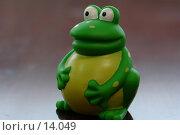Купить «Лягушка-квакушка», фото № 14049, снято 26 ноября 2006 г. (c) Roki / Фотобанк Лори