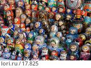 Купить «Русская матрешка», фото № 17825, снято 28 января 2007 г. (c) Юрий Синицын / Фотобанк Лори