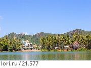 Купить «Вьетнам. Пригороды города Нья-Чанг», фото № 21577, снято 12 февраля 2007 г. (c) Валерий Ситников / Фотобанк Лори