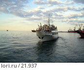 Купить «Прогулка по морю», фото № 21937, снято 28 июня 2005 г. (c) Светлана / Фотобанк Лори