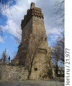 Купить «Крепость», фото № 21977, снято 23 марта 2005 г. (c) Светлана / Фотобанк Лори