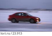 Купить «Ралли на льду, дрифтинг», фото № 23913, снято 22 февраля 2007 г. (c) Vladimir Fedoroff / Фотобанк Лори