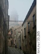 Купить «Эриче - город в облаках. Сицилия», фото № 33265, снято 30 августа 2006 г. (c) Vdovina Elena / Фотобанк Лори