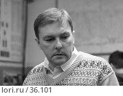 Купить «Актёр Алексей Нилов», фото № 36101, снято 8 ноября 2006 г. (c) Сергей Лаврентьев / Фотобанк Лори