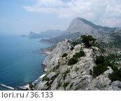 Купить «Новый Свет, Крым», фото № 36133, снято 18 июня 2005 г. (c) Галина  Горбунова / Фотобанк Лори