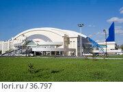 Купить «Хабаровск, дворец спорта», эксклюзивное фото № 36797, снято 21 сентября 2005 г. (c) Ирина Терентьева / Фотобанк Лори