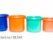 Купить «Детские формочки для куличиков», фото № 38541, снято 3 мая 2007 г. (c) Угоренков Александр / Фотобанк Лори