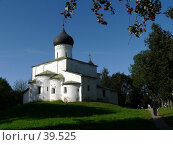 Купить «Псков, церковь», фото № 39525, снято 15 сентября 2006 г. (c) A Челмодеев / Фотобанк Лори