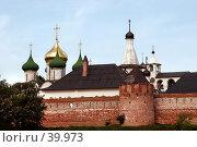 Купить «Спасо-Евфимиев монастырь, Суздаль», фото № 39973, снято 13 августа 2006 г. (c) Vladimir Fedoroff / Фотобанк Лори
