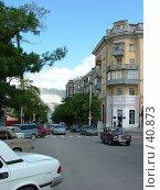 Купить «Новороссийск», фото № 40873, снято 11 сентября 2004 г. (c) Александр Демшин / Фотобанк Лори