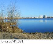 Купить «Озеро», фото № 41381, снято 9 мая 2007 г. (c) Нурулин Андрей / Фотобанк Лори