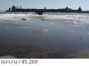 Купить «Крепость Орешек», фото № 45269, снято 24 марта 2007 г. (c) Андрюхина Анастасия / Фотобанк Лори
