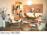 Купить «Интерьер IKEA», фото № 49585, снято 22 июня 2006 г. (c) BART / Фотобанк Лори