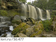Купить «Водопад», фото № 50477, снято 25 мая 2018 г. (c) Игорь Соколов / Фотобанк Лори