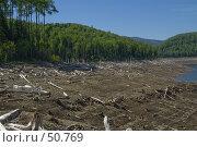Купить «Берег водохранилища реки Джой», фото № 50769, снято 2 июня 2007 г. (c) Форис Алексей / Фотобанк Лори