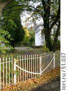 Купить «Санкт-Петербург, Елагин остров», фото № 51037, снято 15 октября 2005 г. (c) Александр Секретарев / Фотобанк Лори